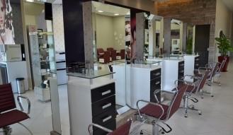Salão de beleza Gabyza